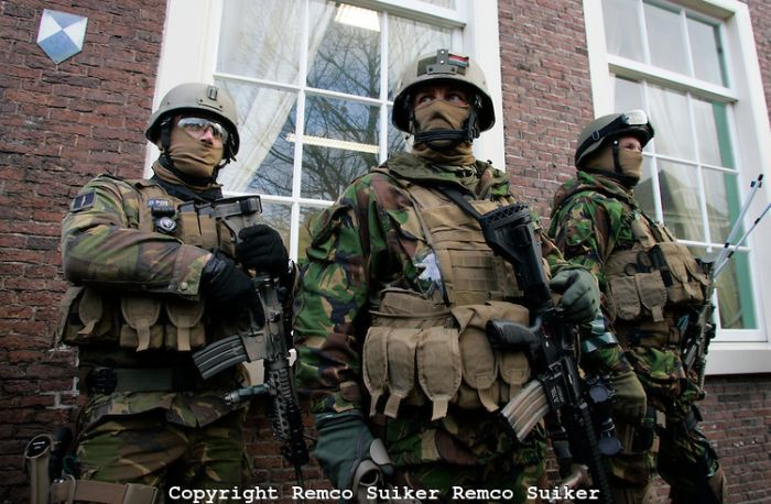 Special Forces From Around The World