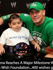 John Cena is a Very Good Man