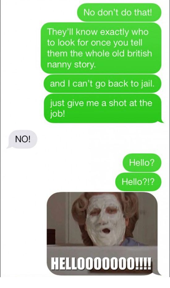 Funny Text Message Prank