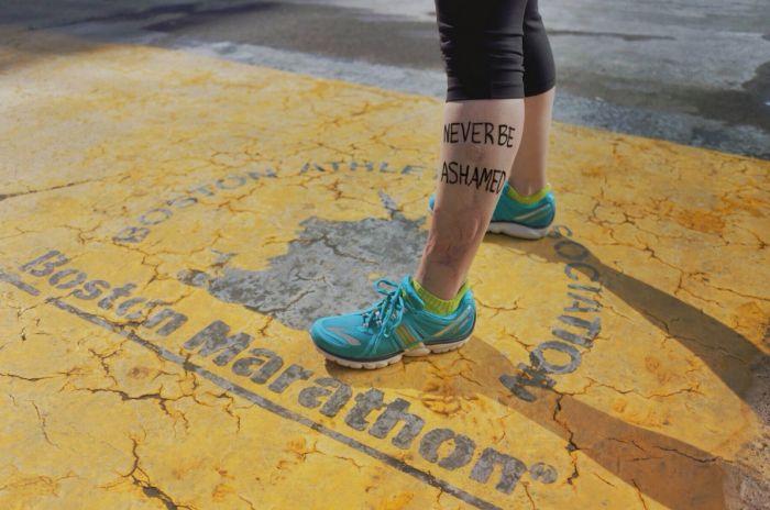 Boston Marathon Bombing Survivors Return to Finish Line