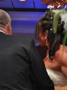 Gabrielle Hames Gets Married