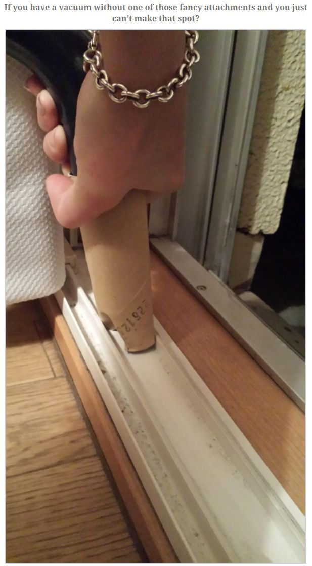 How to Use a Toilet Paper Roll