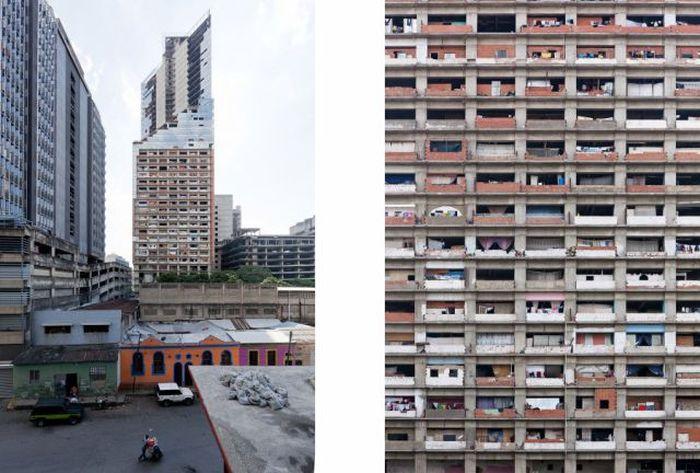 Slums of Caracas