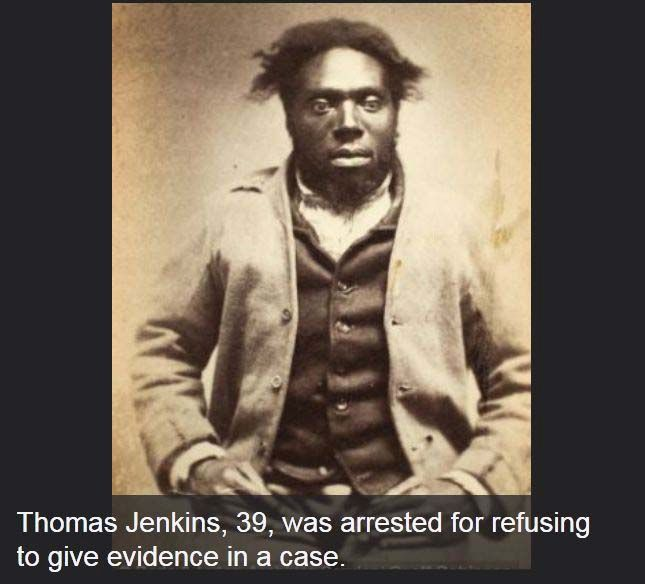 The First-Ever Mugshots