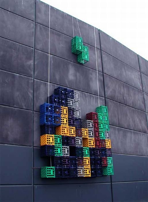 It's All About Tetris