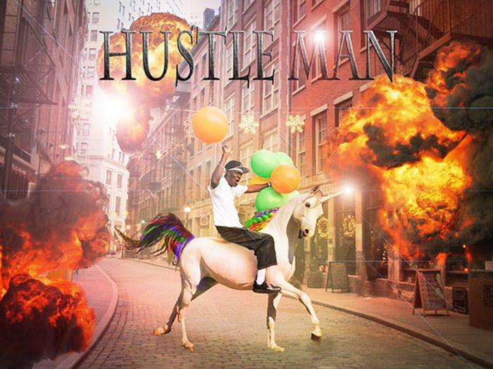 The Hustle Man
