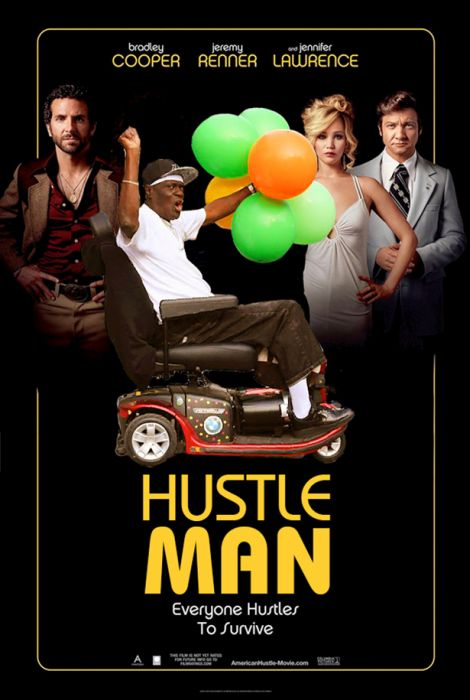 The Hustle Man