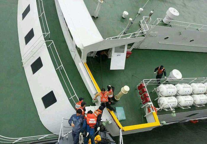 South Korea Ferry Disaster