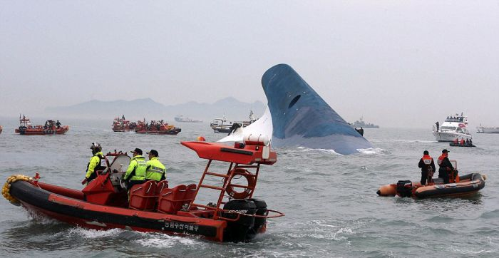 South Korea Ferry Disaster