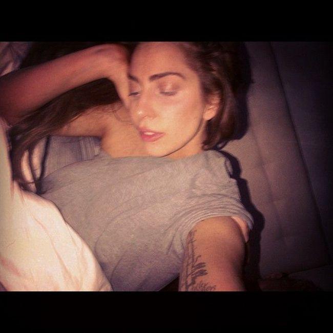 Lady Gaga Without Makeup