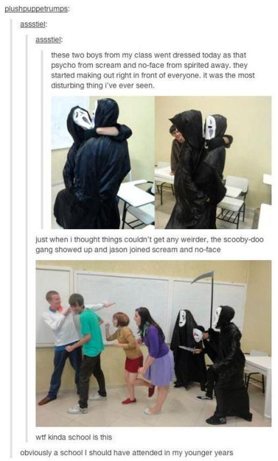 Fun Times at School