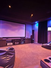 Amazing Home Theaters
