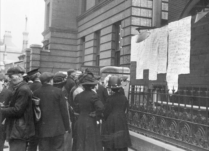 Rare Photos of Titanic