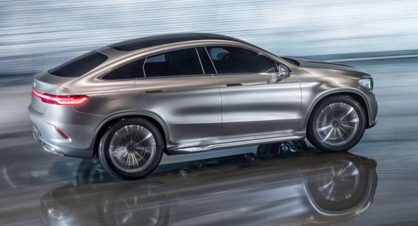 Mercedes-Benz Coupe SUV concept