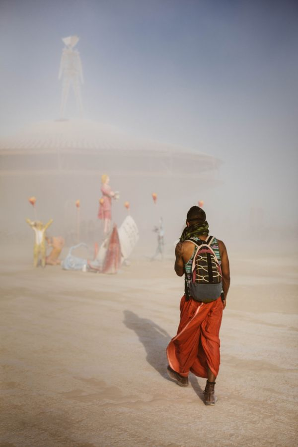 Burning Man Photos