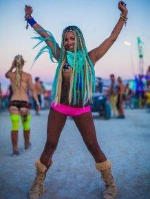 Burning Man Photos