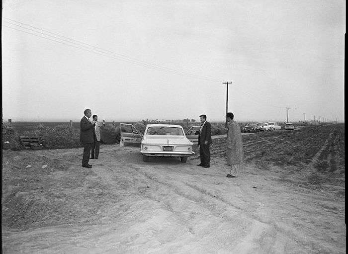 LAPD Archive Photos
