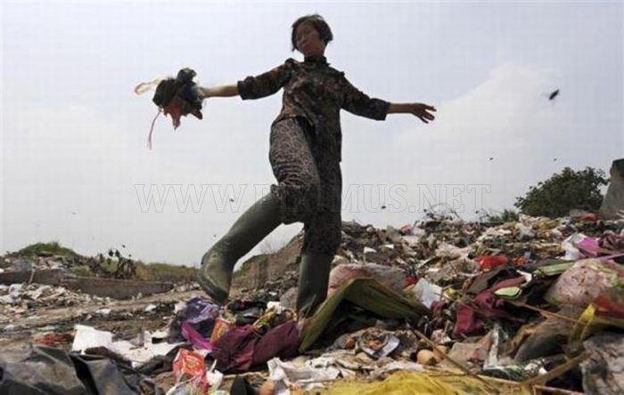 Garbage Pollution Around the World