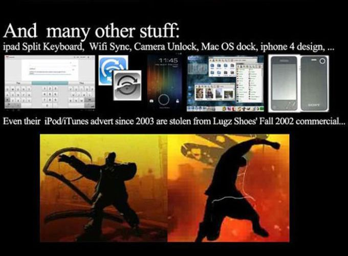 What Did Apple Really Invent?, part 2
