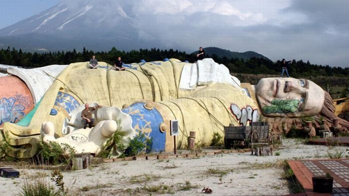 Gulliver's Kingdom Abandoned Theme Park