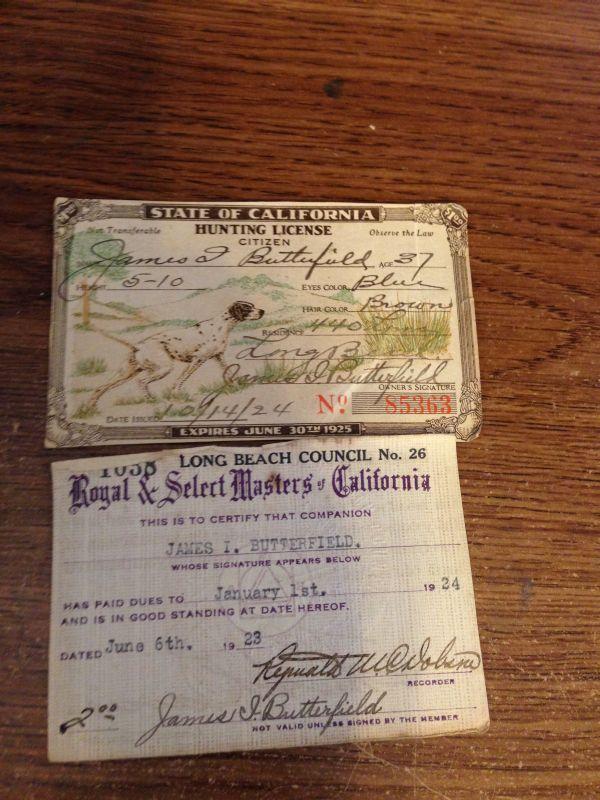 Grandpa's Wallet