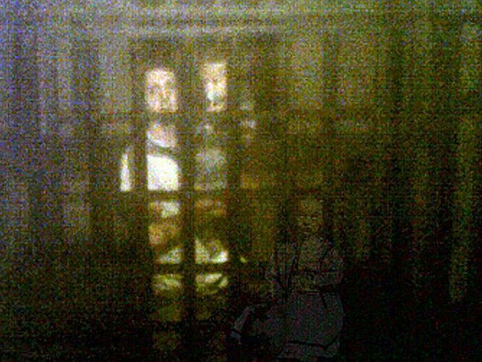 Ghost Girl Which Followed a Family Around
