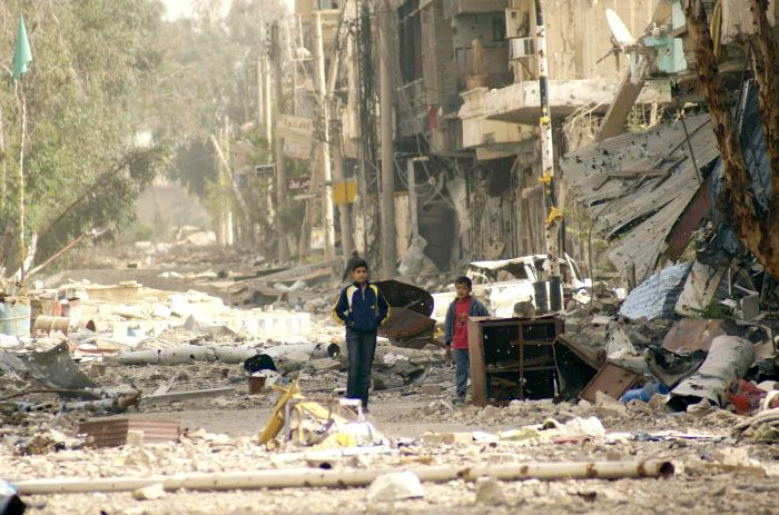 These Pictures Of The Syrian War Will Break Your Heart