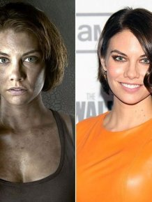 See What The Stars Of The Walking Dead Look Like Off Camera