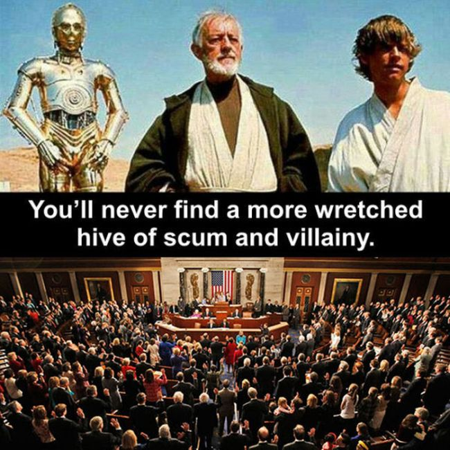 The Ugly Truth About Politics In Pictures