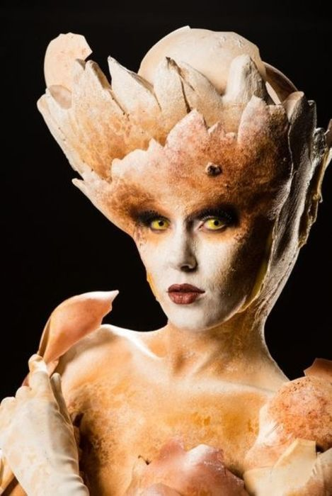The Coolest Makeup From The Show Face Off