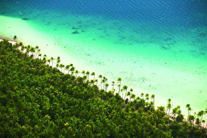 Take A Look At Marlon Brando's Private Island