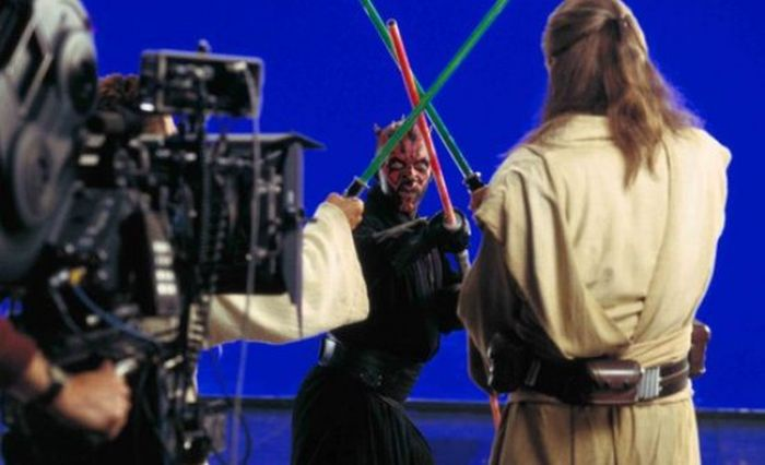 Cool Behind The Scenes Pics Of Your Favorite Films