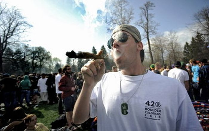 This Is How You Celebrate 420 The Right Way