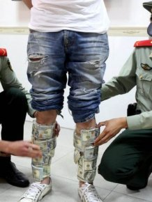 This Is Why You Don't Try To Smuggle Money