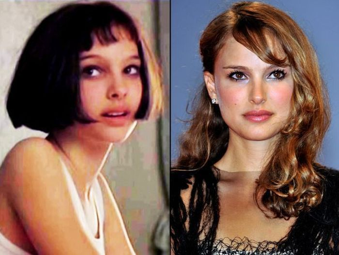 Your Favorite Celebs Then And Now