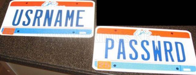 Web-geek license plates