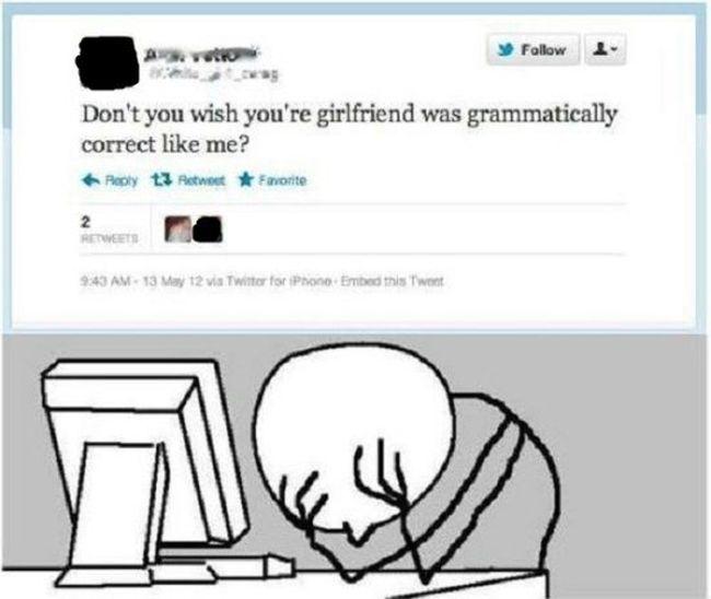 Get Good At Grammar Or Get Made Fun Of