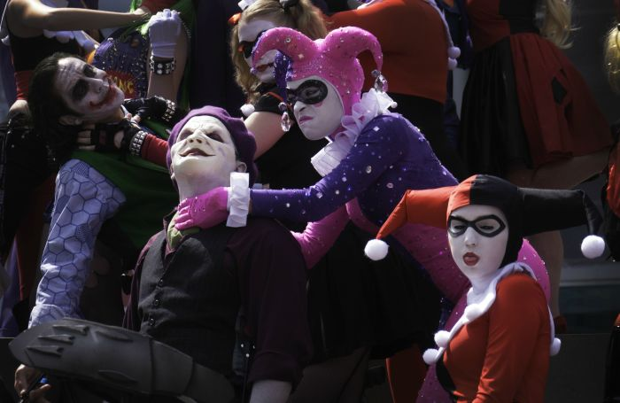 The Best Costumes From Wondercon 2014, part 2014