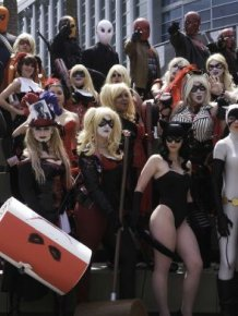 The Best Costumes From Wondercon 2014