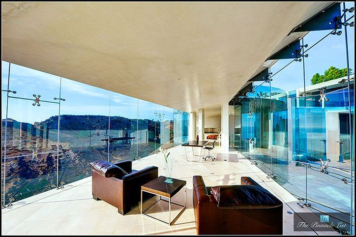 you can own the house from iron man - Iron Man House