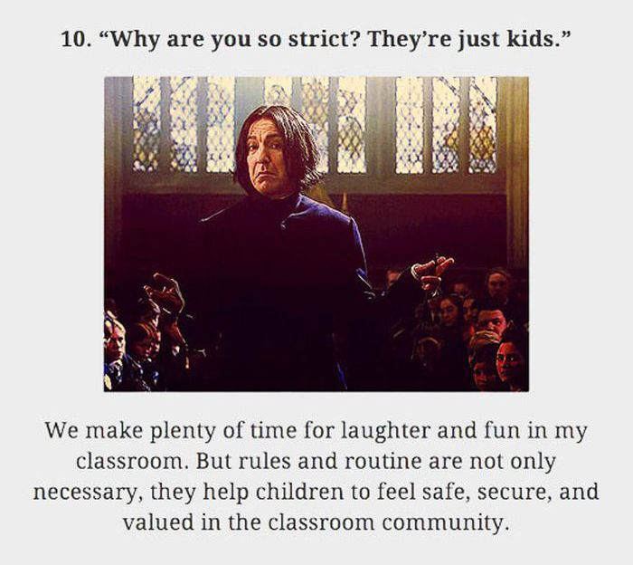 12 Things You Should Never Say To A Teacher