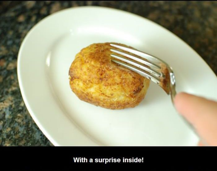 How To Make Eggs Wrapped In Hash Browns