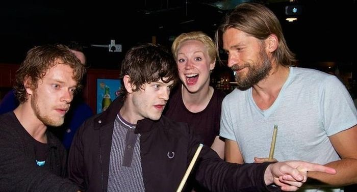 The Game Of Thrones Cast Gets Goofy