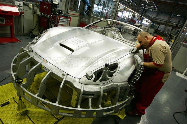 Ferrari Plant
