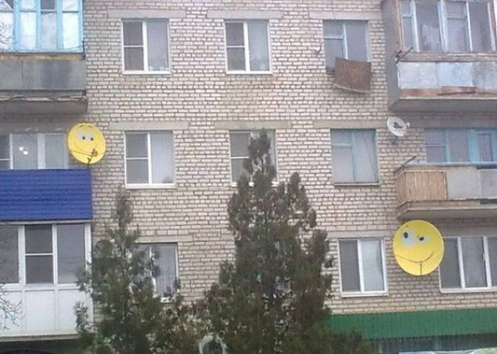Things You'll Only See In Russia