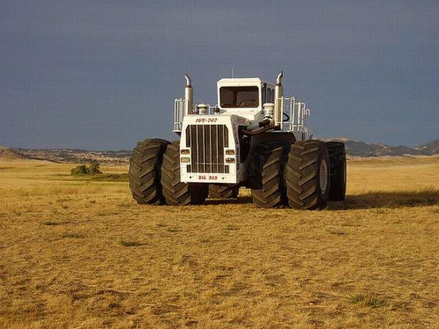 Big Bud 747 >> Big Bud | Vehicles