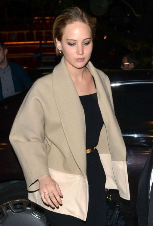 Jennifer Lawrence Has A Special Message For The Paparazzi