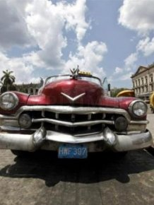 Vintage Vehicles in Cuba