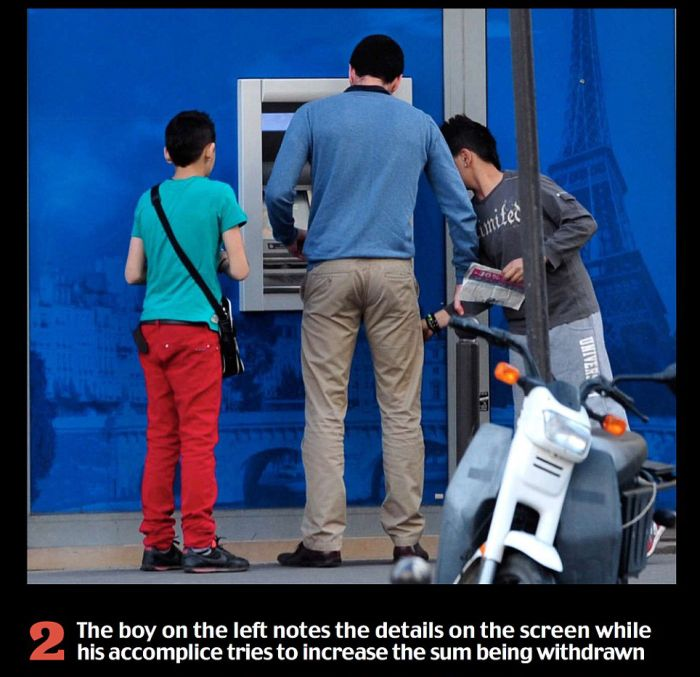 Don't Fall For This Scam At The ATM