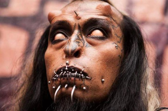 The Creepiest Body Modifications You'll Ever See